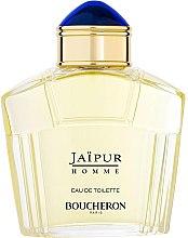 Parfumuri și produse cosmetice Boucheron Jaipur Pour Homme - Apă de toaletă (tester cu capac)