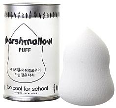 Parfumuri și produse cosmetice Burete de machiaj - Too Cool For School Marshmallow Puff White