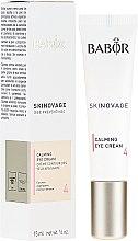 Parfumuri și produse cosmetice Cremă pentru pleoape - Babor Skinovage Calming Eye Cream