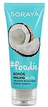 Parfumuri și produse cosmetice Peeling pentru picioare - Soraya #Foodie Coconut Foot Peeling