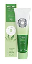 Parfumuri și produse cosmetice Pastă de dinți cu ulei natural din semințe de cânepă, efect de albire - Green Feel's Whitening Toothpaste