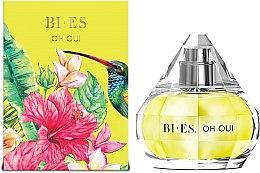 Parfumuri și produse cosmetice Bi-es Oh Oui - Apă de parfum