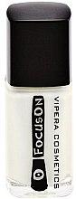 Parfumuri și produse cosmetice Fixator pentru unghii - Vipera Focus On Foggy Top Coat
