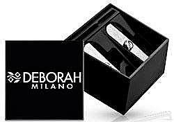 Parfumuri și produse cosmetice Dublă ascuțitoare pentru creioane - Deborah Double Pencil Sharpener