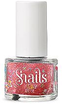 Parfumuri și produse cosmetice Mini lac de unghii pentru copii - Snails Play