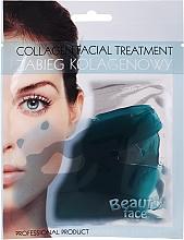Parfumuri și produse cosmetice Mască de colagen cu oligoelemente marine - Beauty Face Collagen Hydrogel Mask