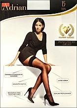 "Parfumuri și produse cosmetice Ciorapi ""Oplot"" -15 Den, natural - Adrian"