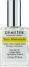 Parfumuri și produse cosmetice Demeter Fragrance The Library Of Fragrance Yuzu Marmalade - Одеколон