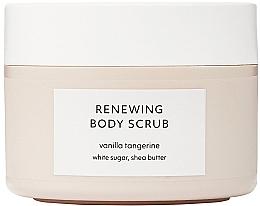 Parfumuri și produse cosmetice Scrub pentru corp - Estelle & Thild Vanilla Tangerine Renewing Body Scrub