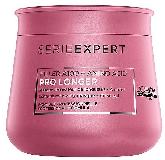 Mască regenerantă pentru păr - L'Oreal Professionnel Pro Longer Lengths Renewing Masque