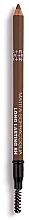 Parfumuri și produse cosmetice Creion pentru sprâncene - Rougj+ Glamtech 8H Long-Lasting Brow Pencil