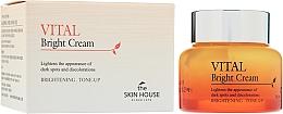 Parfumuri și produse cosmetice Crema de față cu vitamine pentru un ten uniform - The Skin House Vital Bright Cream