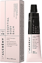 Parfumuri și produse cosmetice Balsam de corp - D'Alchemy Essential Body Balm (mini)