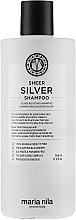 Parfumuri și produse cosmetice Șampon pentru păr vopsit - Maria Nila Sheer Silver Shampoo