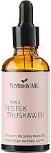 Parfumuri și produse cosmetice Ulei din semințe de căpșuni - NaturalME
