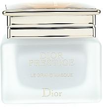 """Parfumuri și produse cosmetice Mască de față """"Saturația oxigenului"""" - Christian Dior Dior Prestige La Grand Masque"""