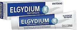 Parfumuri și produse cosmetice Pastă de dinți, efect de albire - Elgydium Whitening Toothpaste