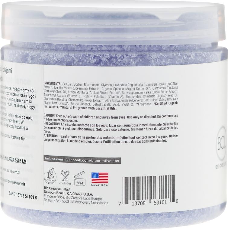 Sare de mare - BCL SPA Jasmine Lavender Salt Soak — Imagine N2