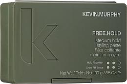 Parfumuri și produse cosmetice Pastă pentru aranjarea părului, fixare medie - Kevin.Murphy Free.Hold