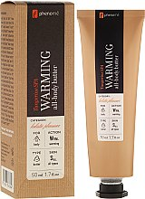 Parfumuri și produse cosmetice Ulei de corp - Phenome Tangerine SPA Warming All-Body Butter