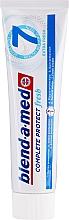 Parfumuri și produse cosmetice Pastă de dinți - Blend-a-med Complete 7 Extra Fresh