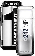 Parfumuri și produse cosmetice Carolina Herrera 212 VIP Men Collector Edition - Apă de toaletă