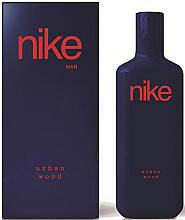 Parfumuri și produse cosmetice Nike Urban Wood Man - Apă de toaletă