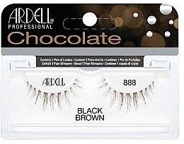 Parfumuri și produse cosmetice Extensii gene - Ardell Chocolate Lash Black Brown 888