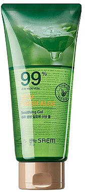 Gel de corp - The Saem Jeju Fresh Aloe Soothing Gel 99% (tub)