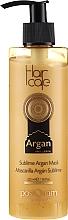 Parfumuri și produse cosmetice Mască pentru păr, cu ulei de argan - PostQuam Argan Sublime Nourishing Mask