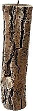 Parfumuri și produse cosmetice Lumânare parfumată, 7x26 cm, butuc de lemn - Artman Stump