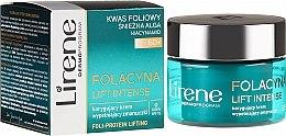 Parfumuri și produse cosmetice Cremă de zi pentru riduri - Lirene Folacyna Lift Intense Cream 60+