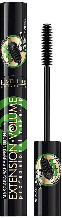 Rimel - Eveline Cosmetics Extension Volume Professional Mascara