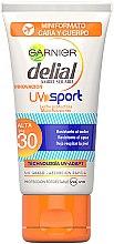Parfumuri și produse cosmetice Cremă cu protecție solară pentru sport - Garnier Delial Ambre Solaire Sport UV Sunscreen SPF30