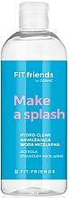Parfumuri și produse cosmetice Apă micelară - AA Cosmetics Fit.Friends Hydro-Clean