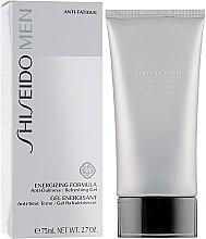 Parfumuri și produse cosmetice Gel după ras - Shiseido Men Energizing Formula Gel