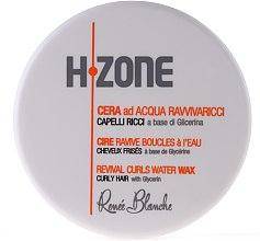 Parfumuri și produse cosmetice Ceară pentru păr ondulat, cu glicerină - H.Zone Wax