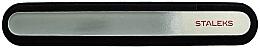 Parfumuri și produse cosmetice Pilă din cristal pentru unghii, FBC-12-195, argintie - Staleks