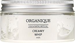 """Parfumuri și produse cosmetice Spumă de corp """"Lapte"""" - Organique HomeSpa"""
