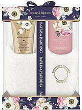 Parfumuri și produse cosmetice Set - Baylis & Harding (b/lot/140ml + b/salt/100g + acc)