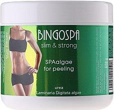 Parfumuri și produse cosmetice Пилинг для похудения с водорослями - BingoSpa