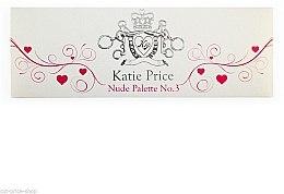 Parfumuri și produse cosmetice Paleta fard de pleoape - Makeup Revolution Katie Price Nude Palette