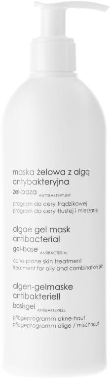 Mască gelatinoasă antibacteriană - Ziaja Pro Antibacterial Gel Mask — Imagine N2