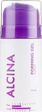 Parfumuri și produse cosmetice Gel d epăr cu fixare puternică - Alcina Strong Forming Gel