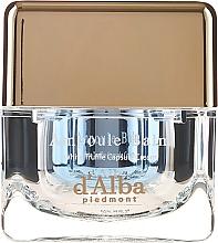 Cremă hidratantă cu extract de trufe albe pentru față - D'Alba Ampoule Balm White Truffle Eco Moisturizing Cream — Imagine N2