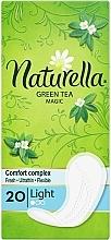 Parfumuri și produse cosmetice Absorbante, 20 bucăți - Naturella Green Tea Magic Normal