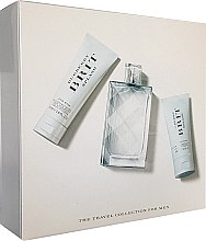 Parfumuri și produse cosmetice Burberry Brit Splash for Men - Set (edt/100ml + b/lot/75ml + sh/gel/50ml)