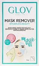 Parfumuri și produse cosmetice Mănușă de curățare pentru față, roz - Glov Mask Remover
