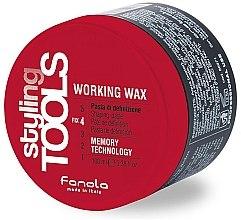 Parfumuri și produse cosmetice Pastă de păr - Fanola Styling Tools Working Wax