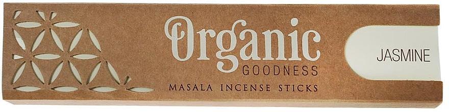 Bețișoare aromate - Song Of India Organic Goodness Jasmine